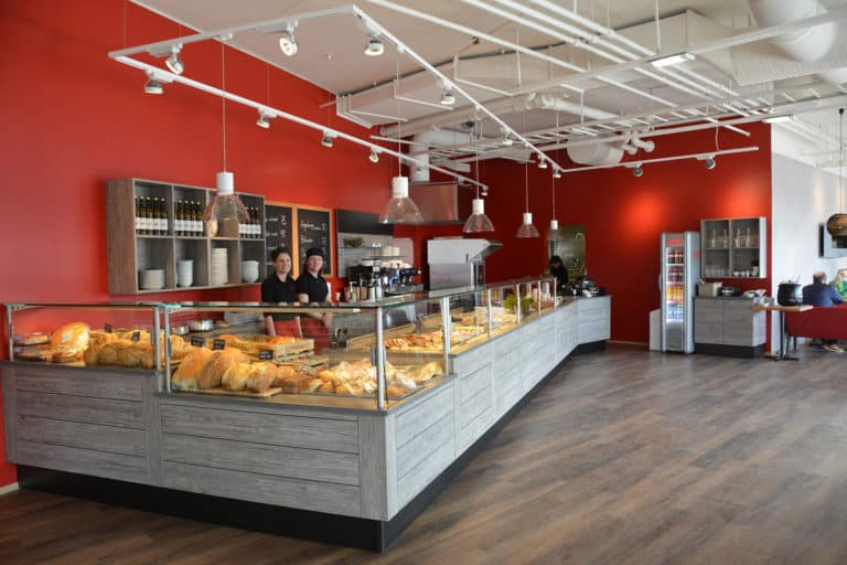 Kjelstad Bakeri – avd. Kaspergården