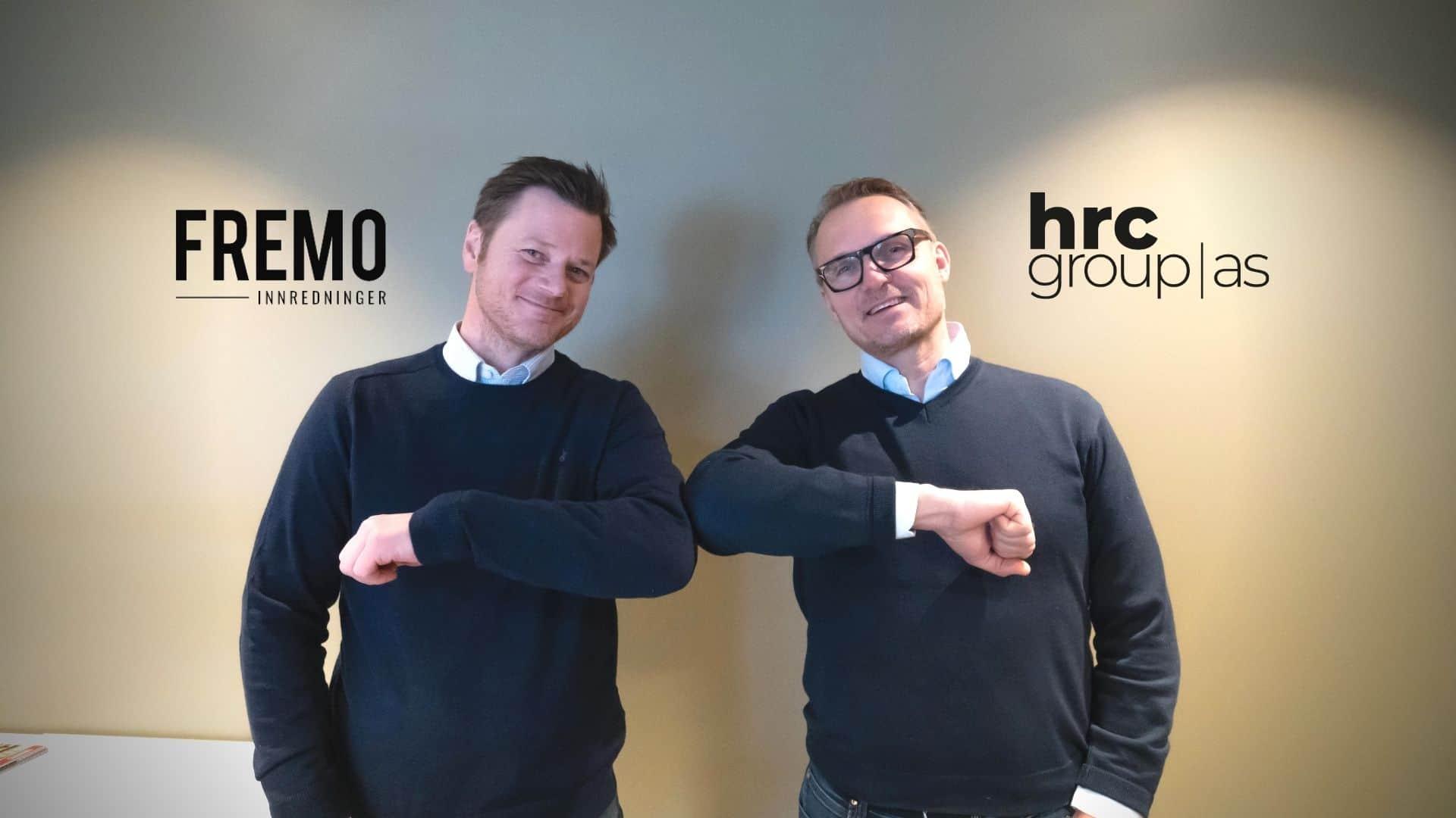HRC Group kjøper Fremo Innredninger